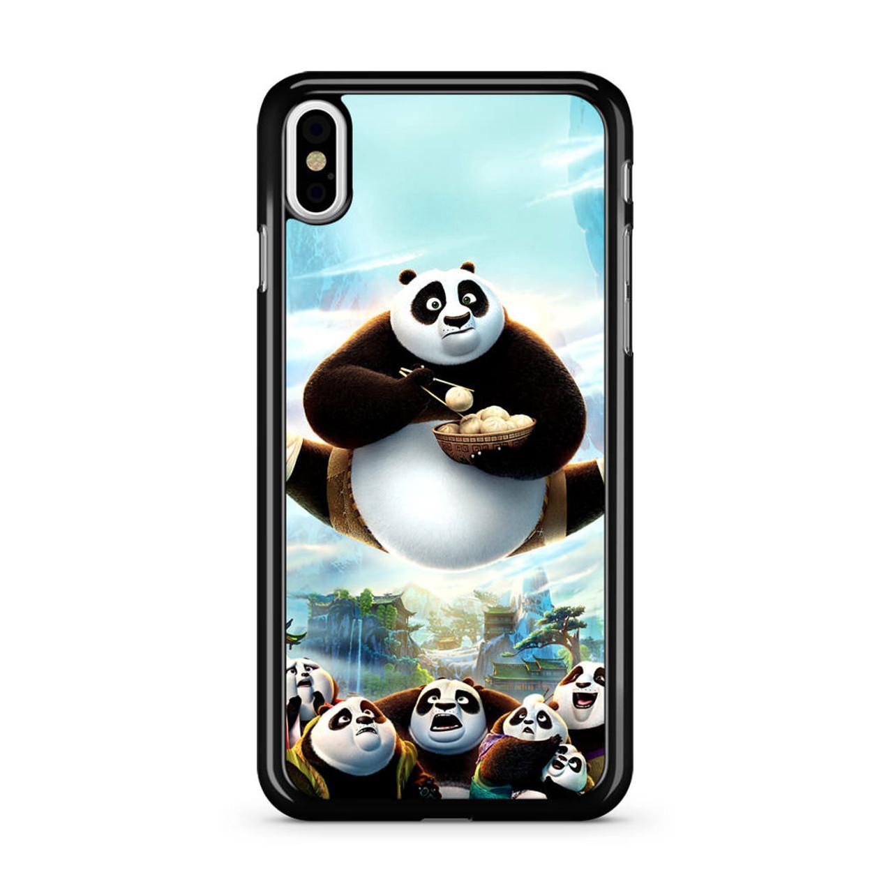 iphone xs case panda