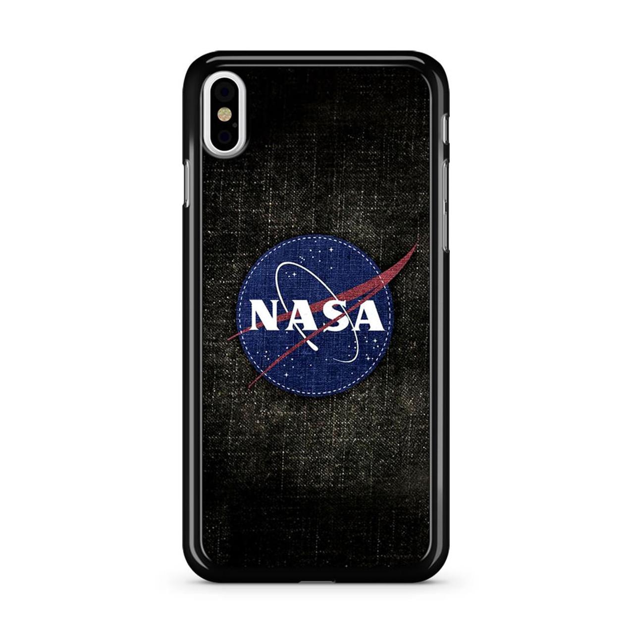 best website 3a12f 58b53 Nasa Logo iPhone Xs Case
