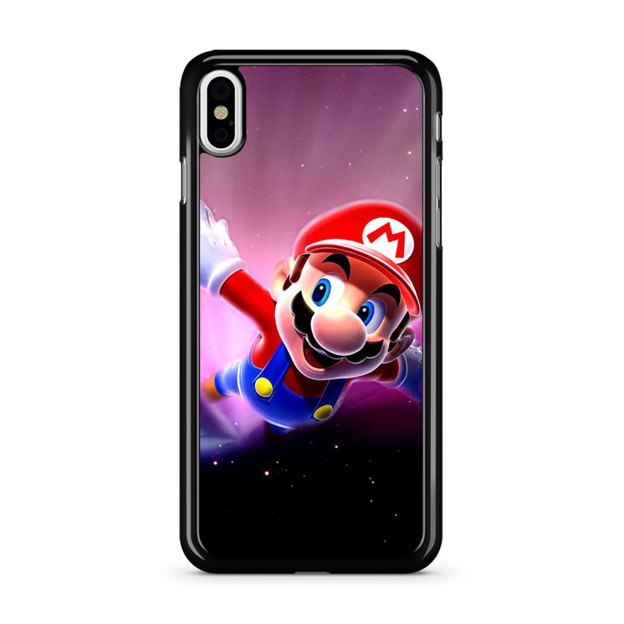 iphone xs case mario