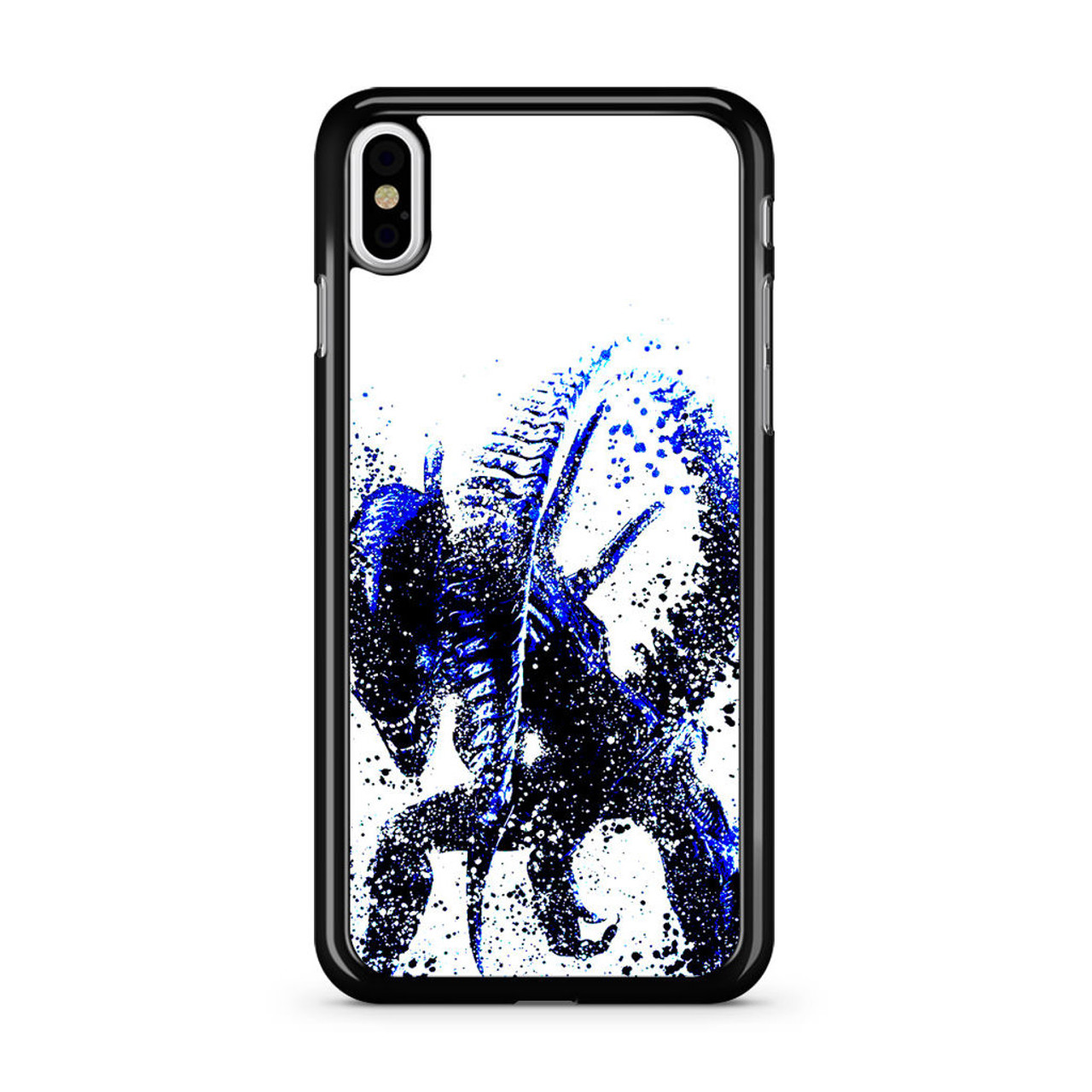 iphone xs alien case