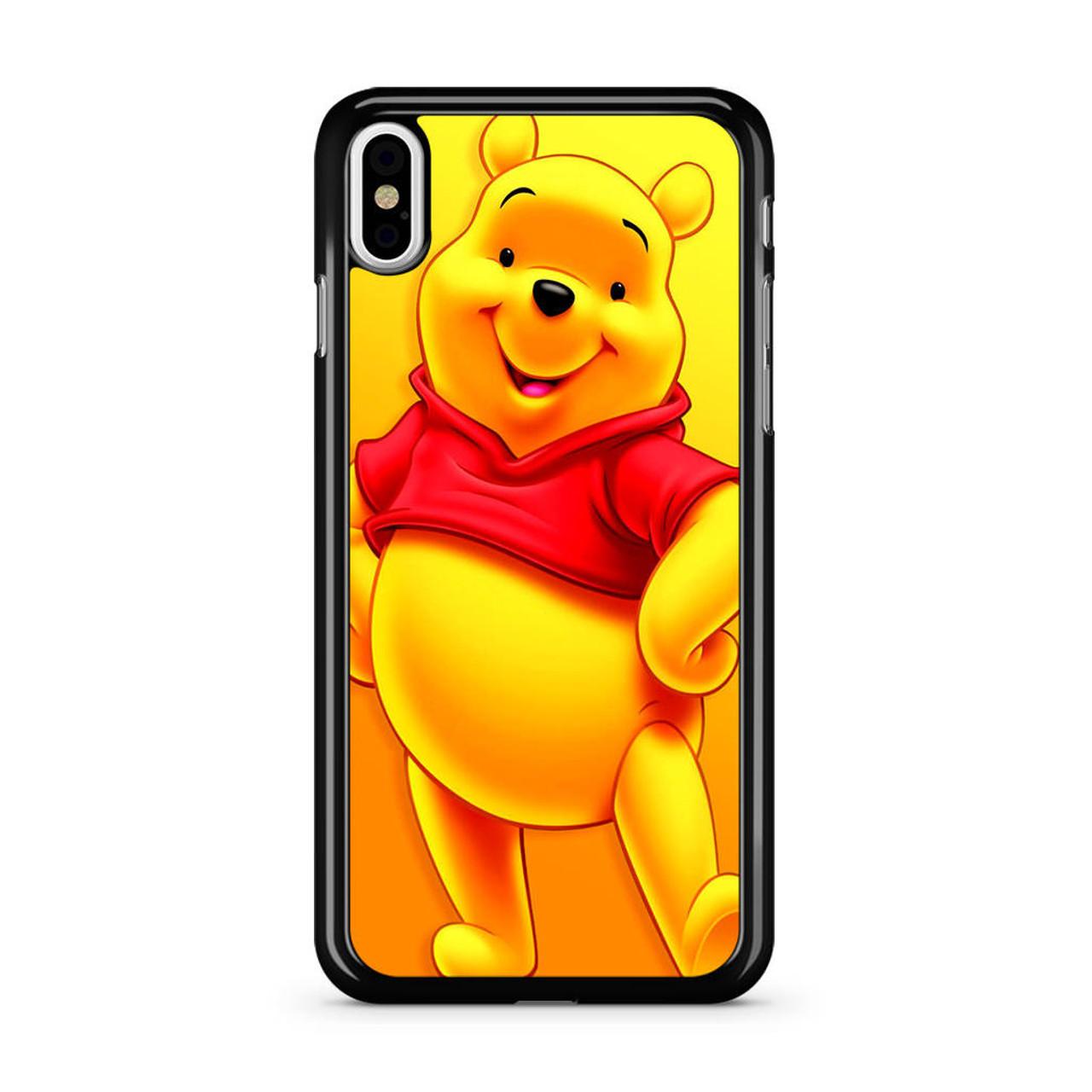 iphone xs case winnie the pooh