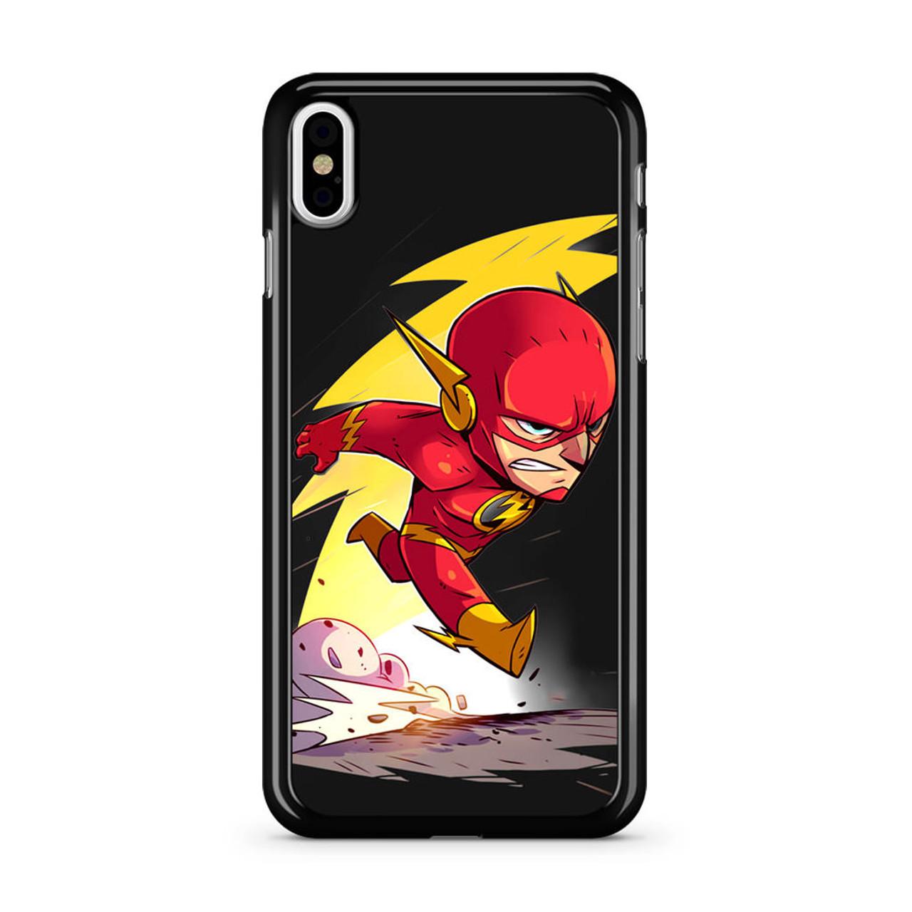iphone xs case flash