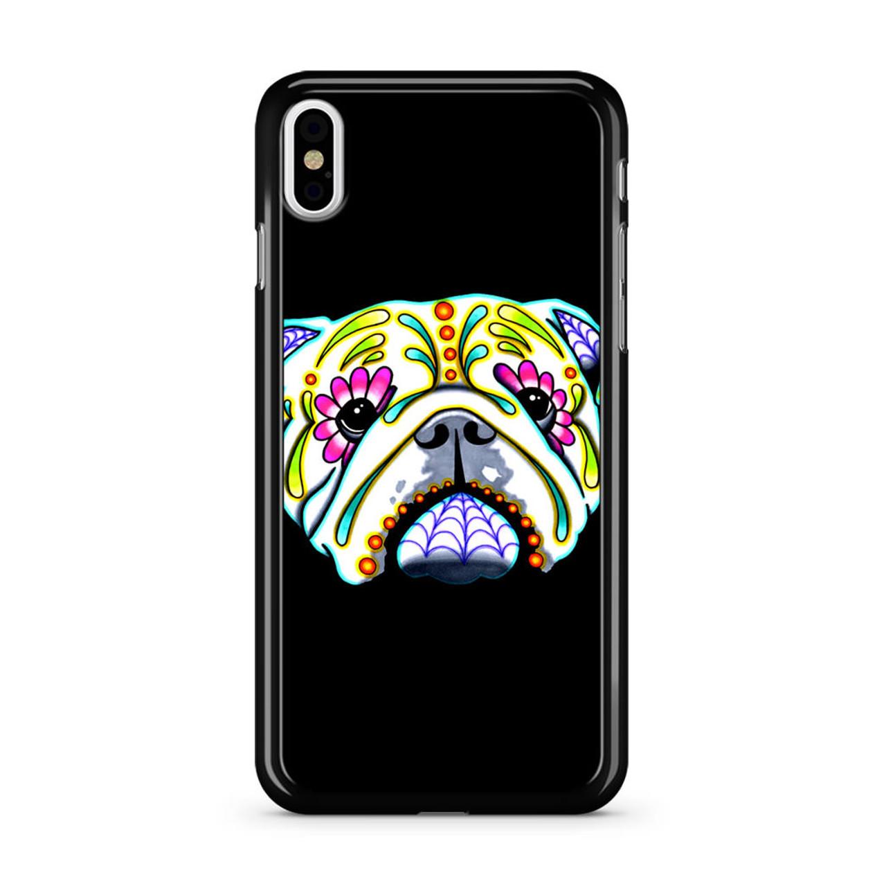 iphone xs case bulldog