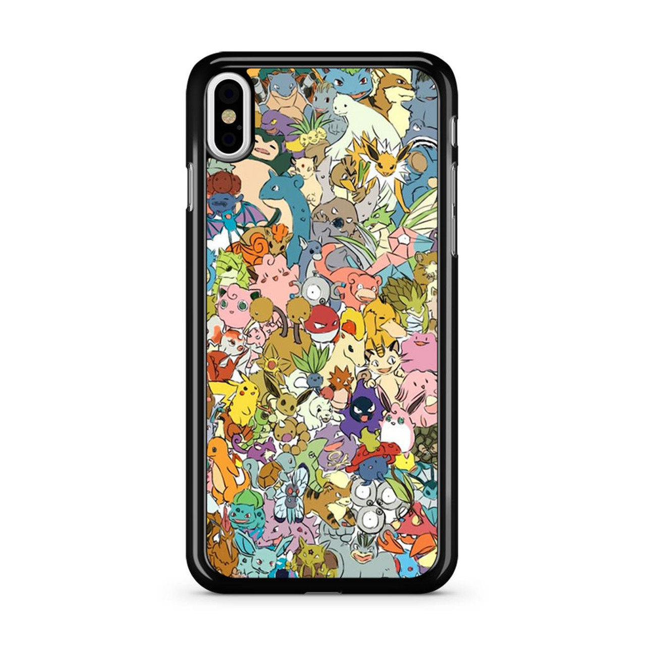 iphone xs max character case