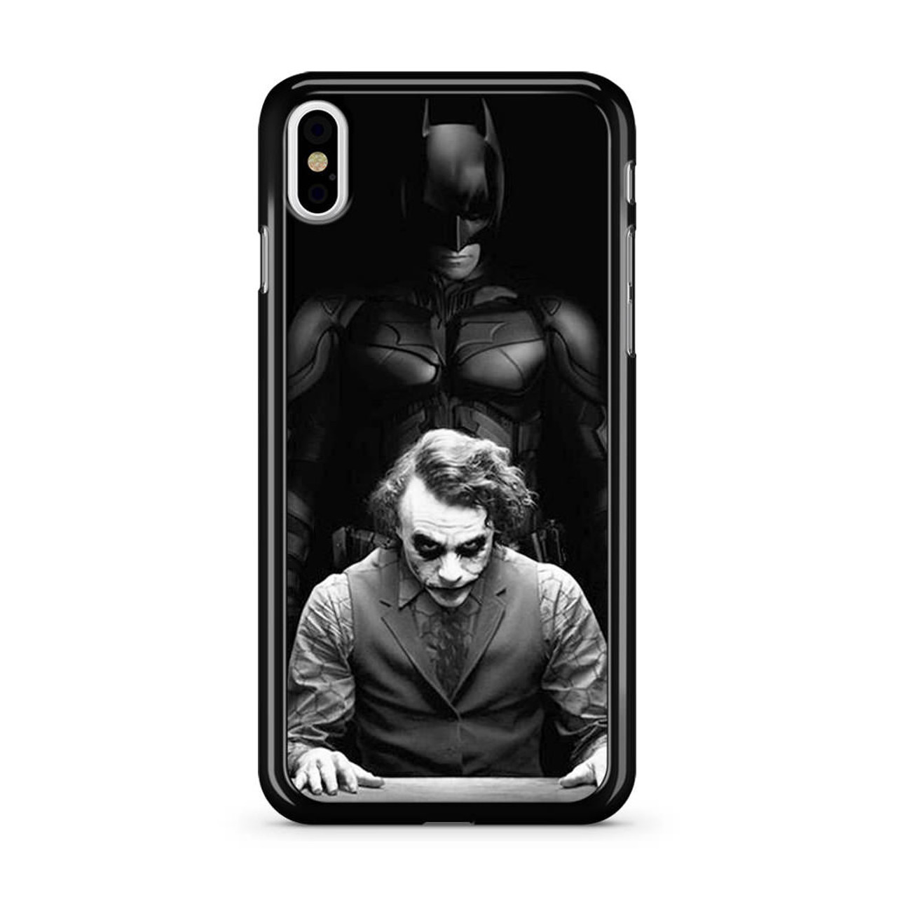 outlet store 9b424 9bbe2 Batman and Joker iPhone XS Max Case