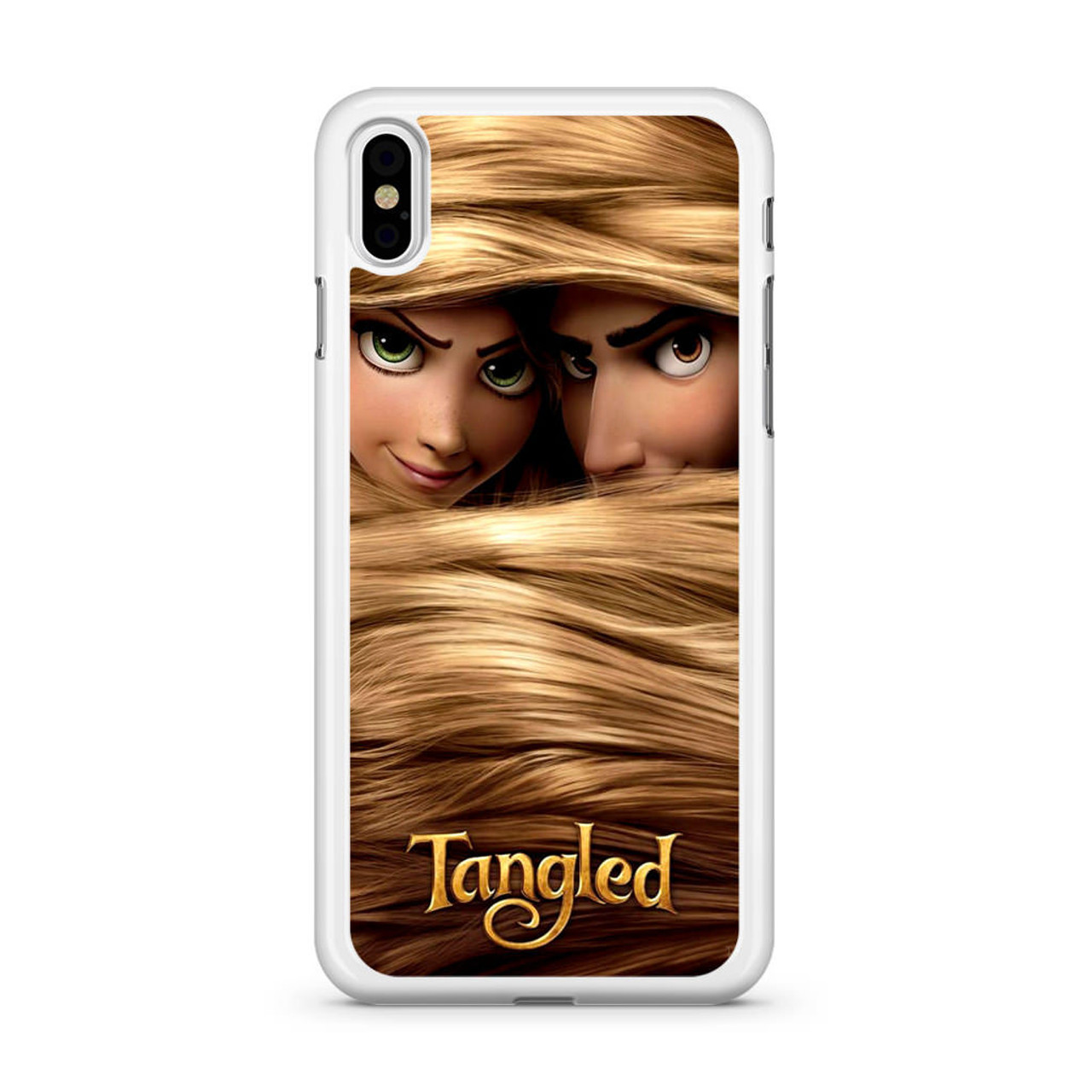 Tangled rapunzel Disney Case iPhone xs