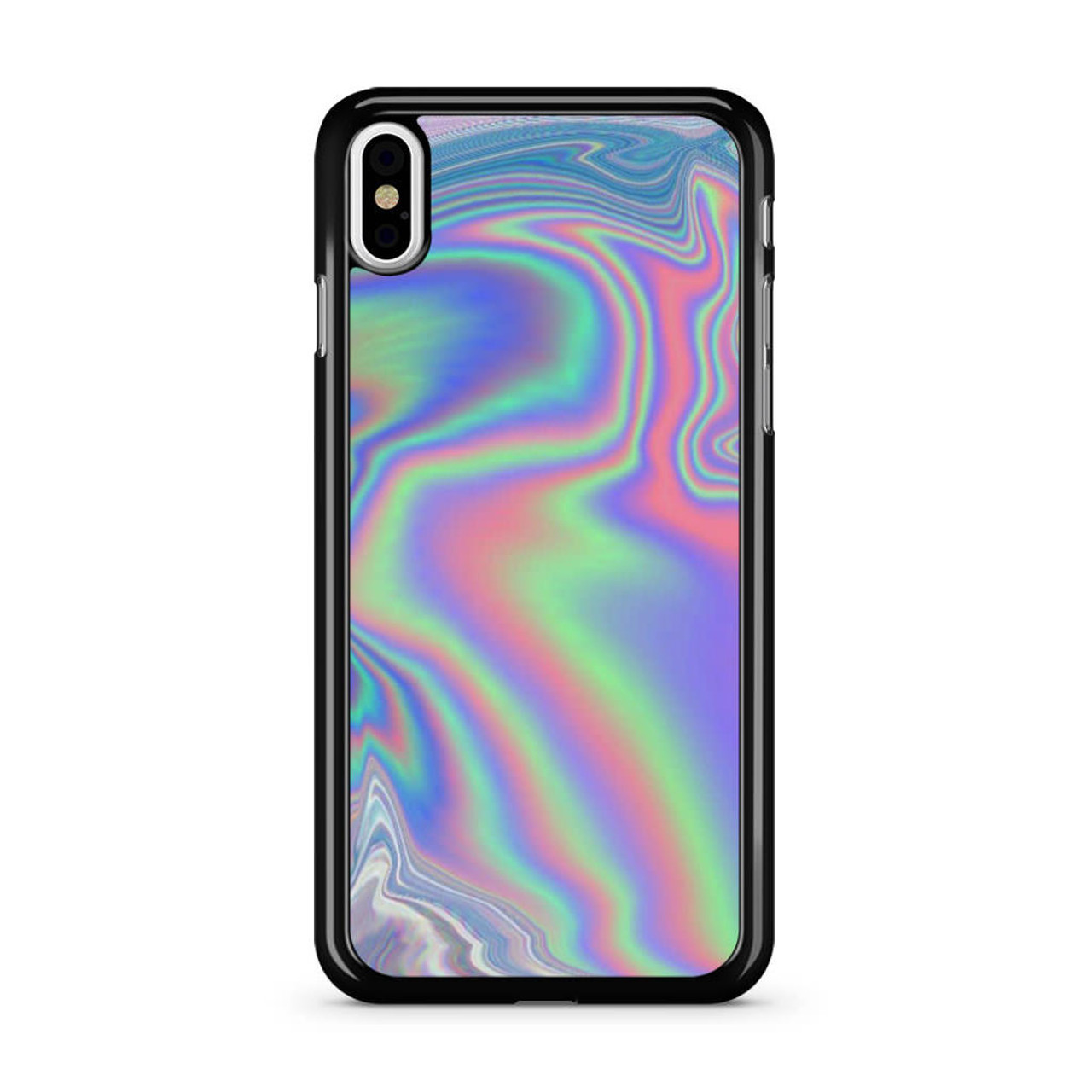 meet 8b9ff ea61b Hologram Holographic Style iPhone XS Max Case