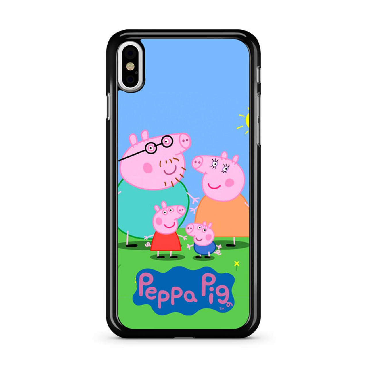 iphone xs case pig