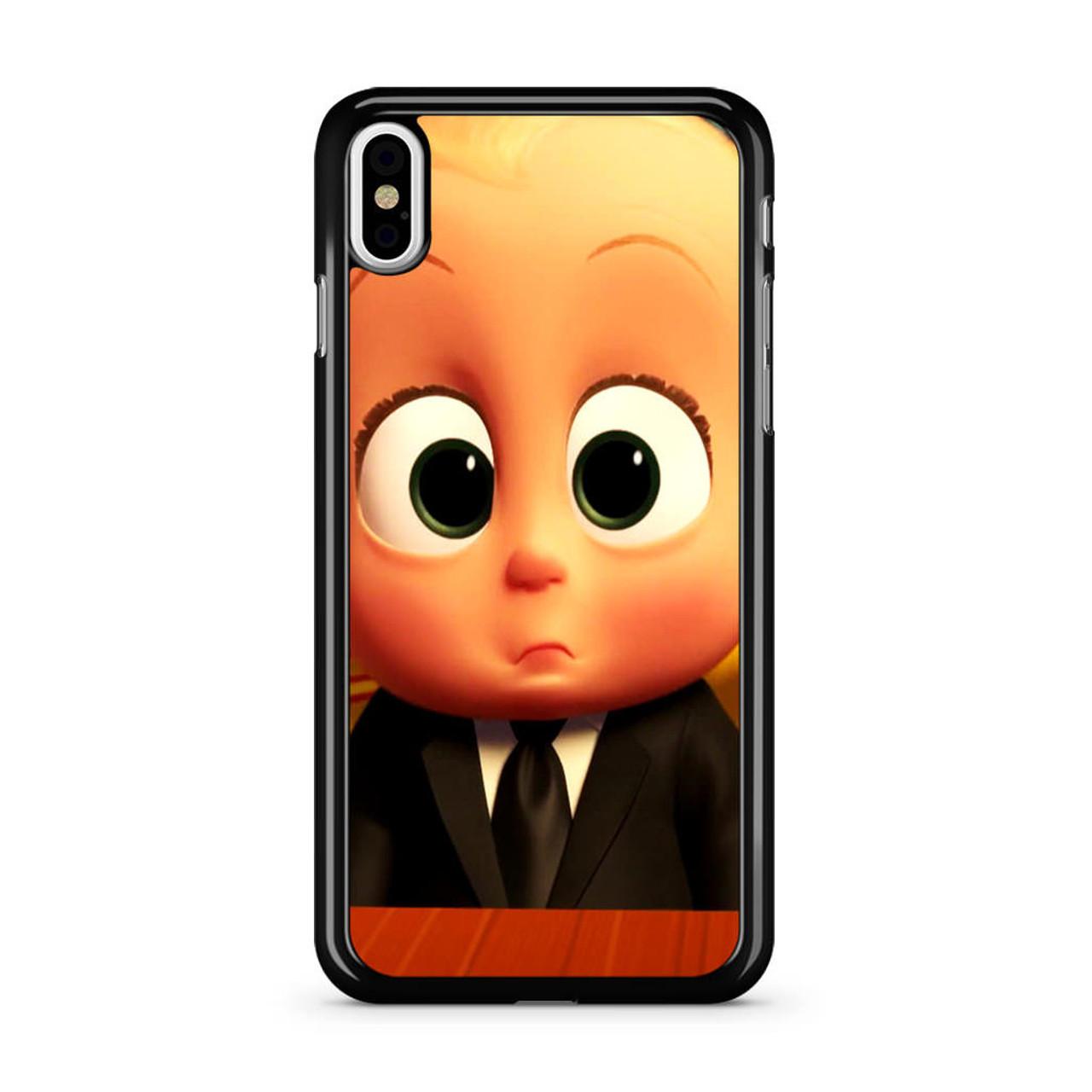 boss iphone xs case