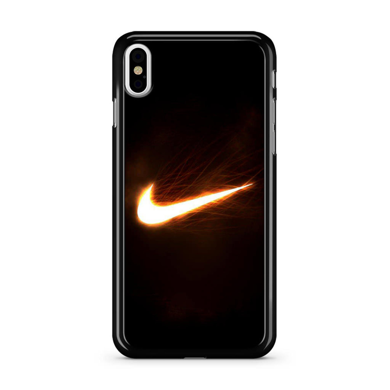 info for a5de6 4f6a6 Perfect Nike iPhone XS Max Case