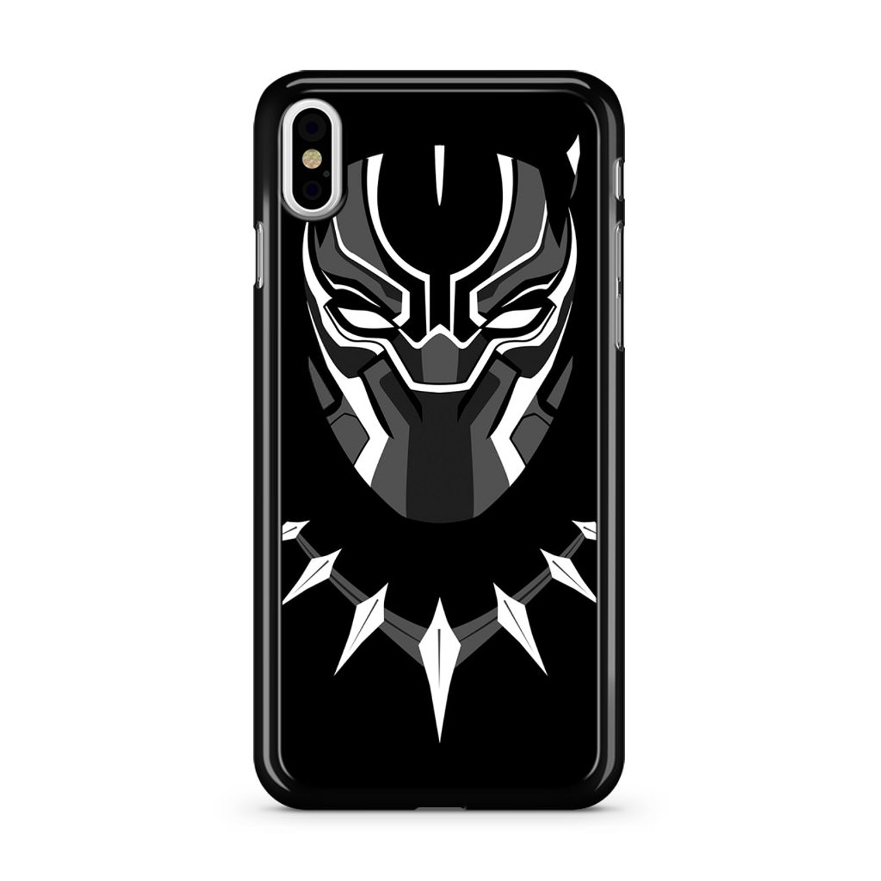 new products 5cc33 9153c Black Panther Minimalism iPhone XS Max Case