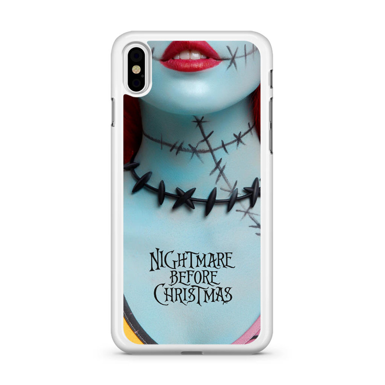 Nightmare Before Christmas Sally Iphone Xs Max Case