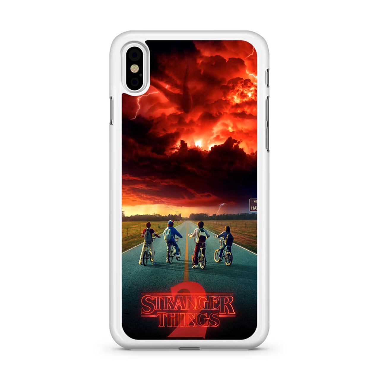 Stranger Things Season 2 iPhone XS Max Case