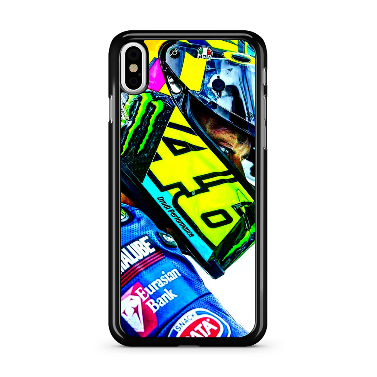 more photos 1bba1 c1a6c Valentino Rossi iPhone XS Max Case