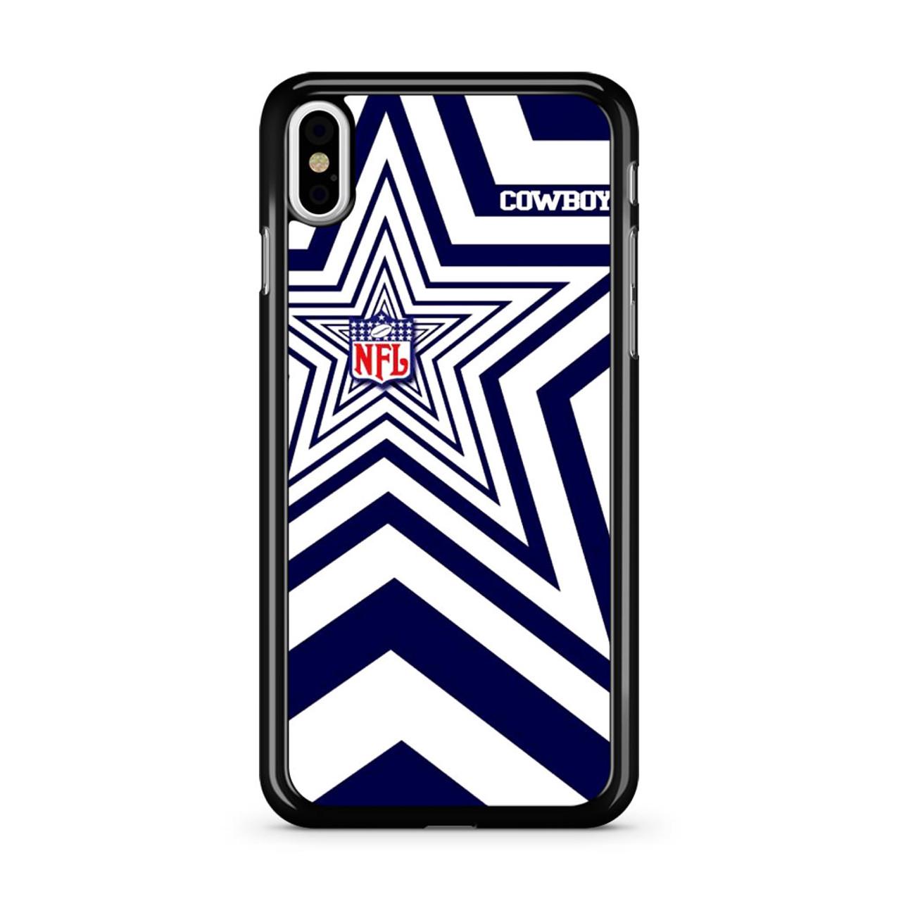 new arrival 45ac8 510bd NFL Dallas Cowboys Star iPhone XS Max Case