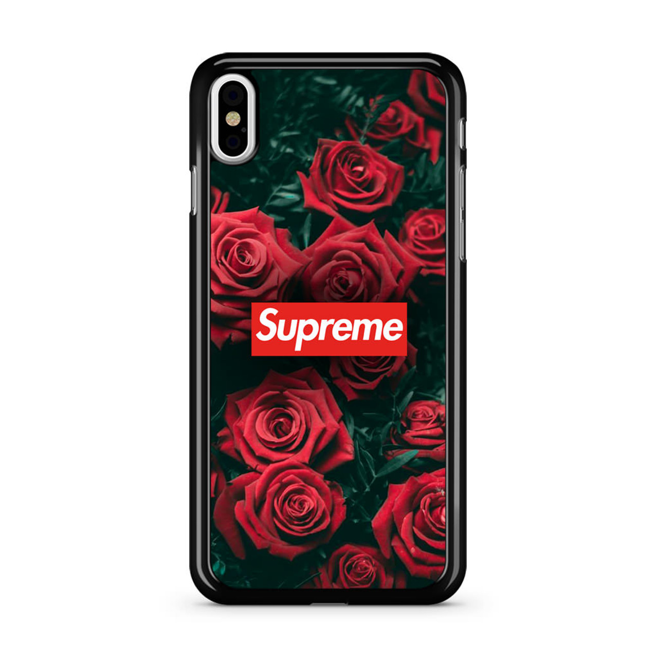 iphone xs holographic weed case