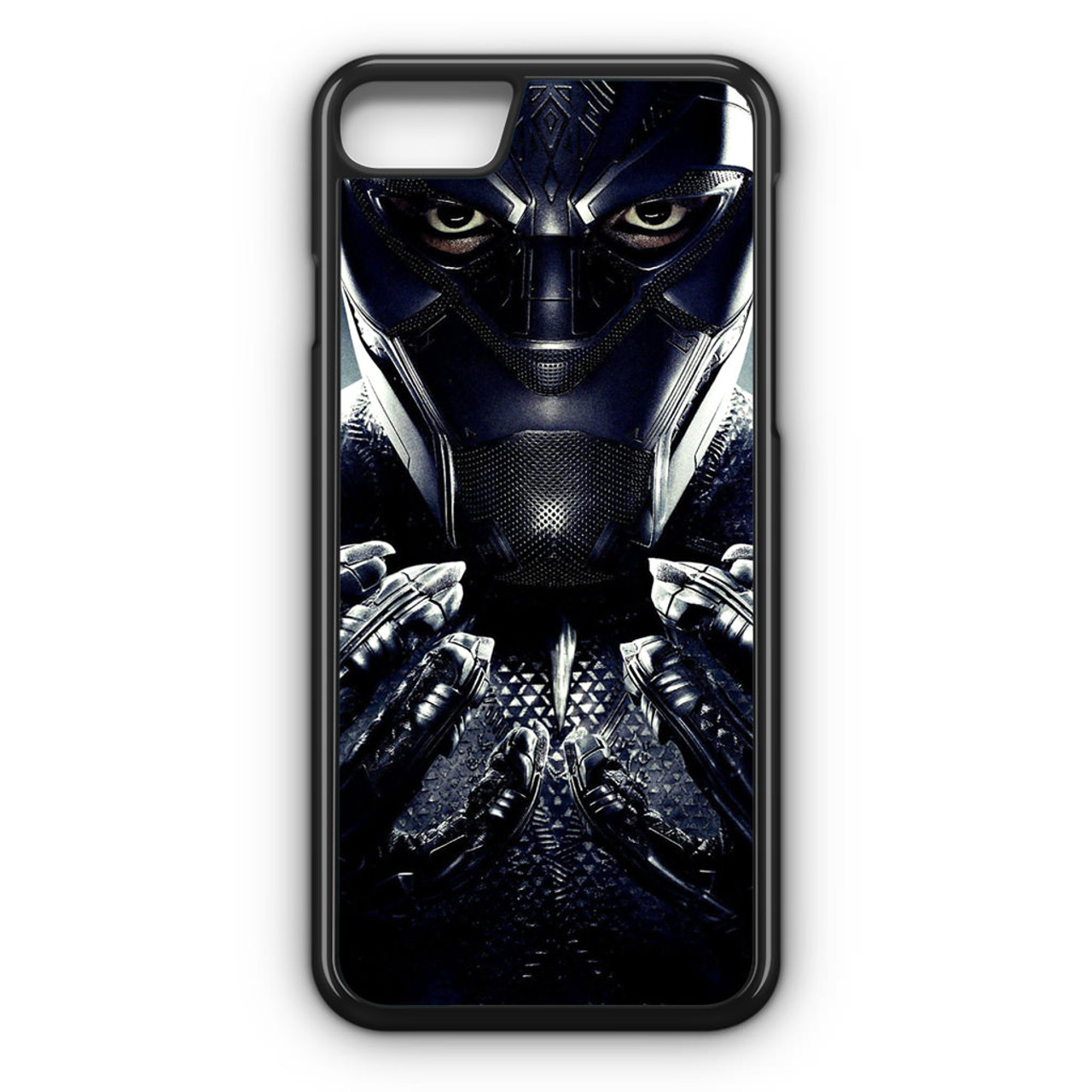 free shipping 7befe d2a1c Black Panther Poster iPhone 7 Case