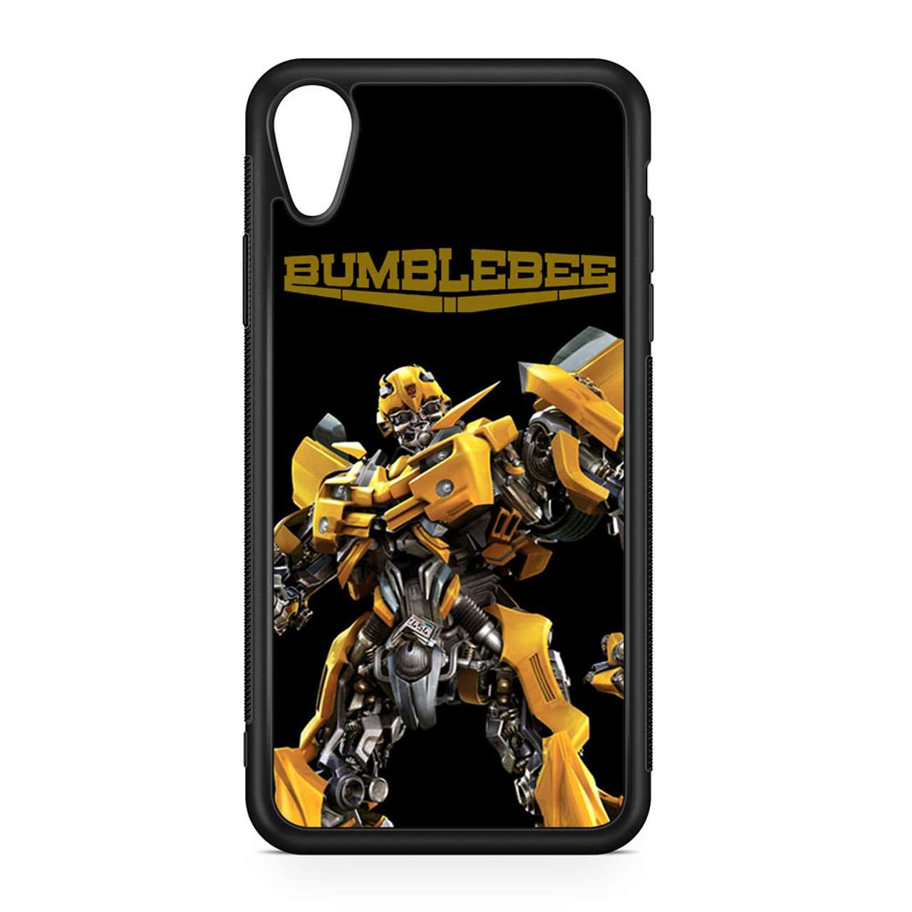 quality design 198dc 463bf Transformers Bumblebee iPhone XR Case