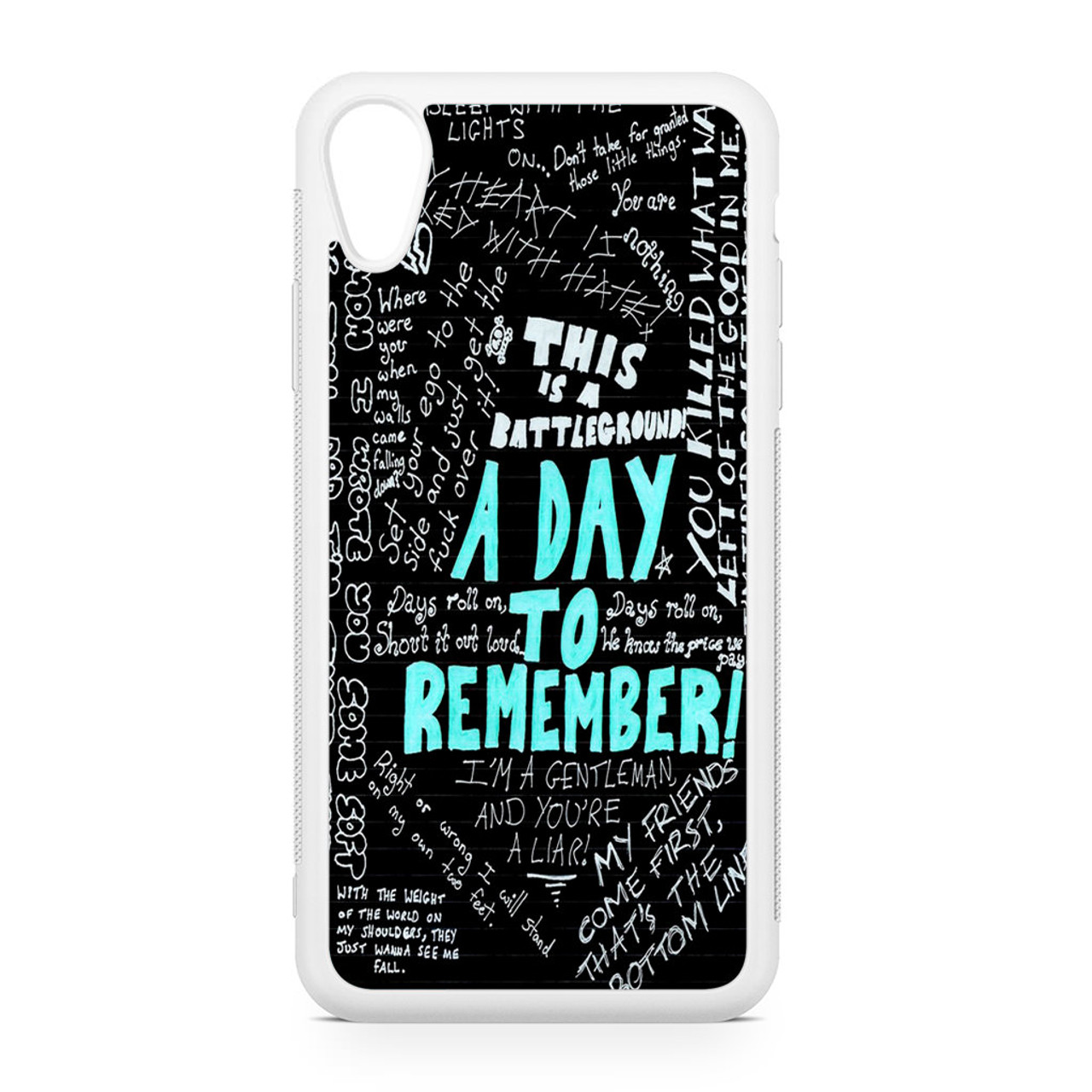 wrong reasons QUOTE iphone case