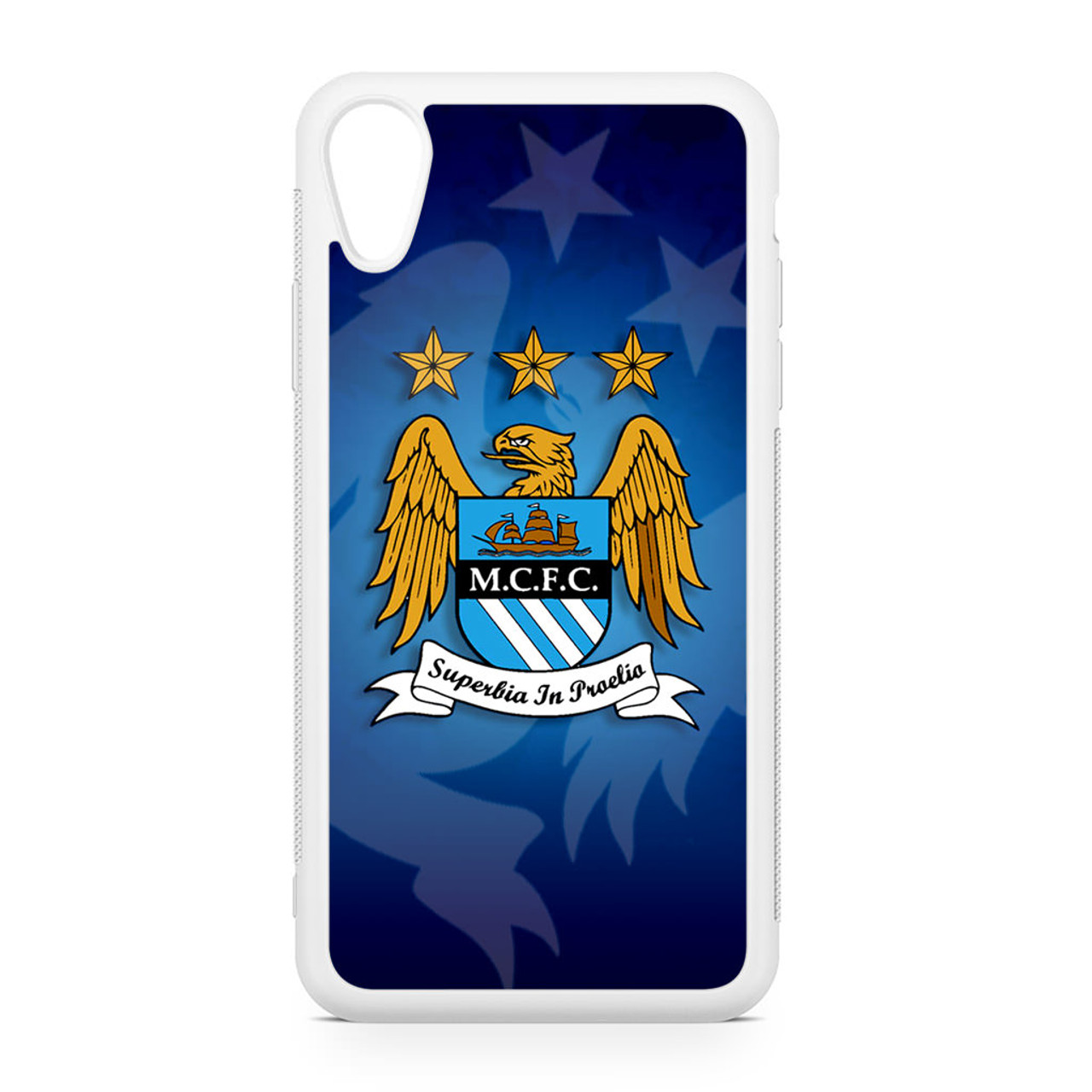 Manchester City Art Iphone Xr Case Caseshunter