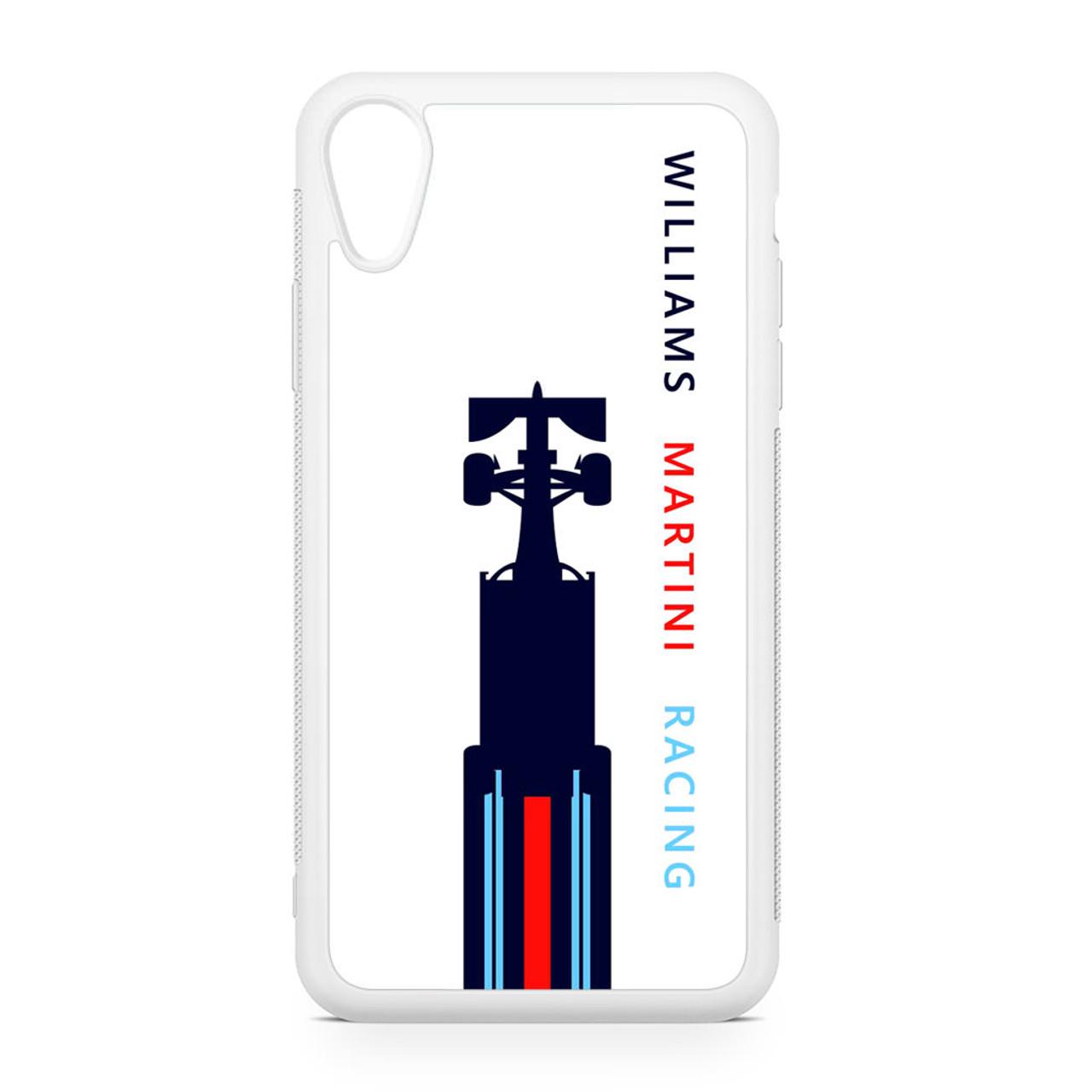 Williams Martini Racing 3 iphone case