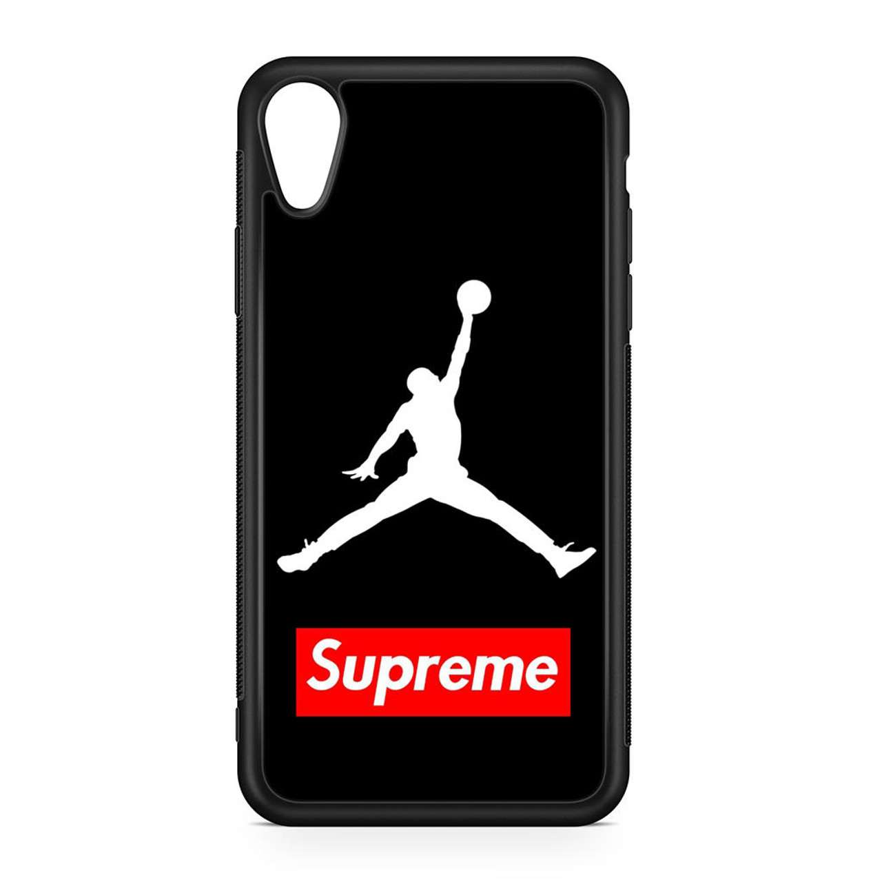 buy popular 9c731 9aebf Supreme Air Jordan iPhone XR Case
