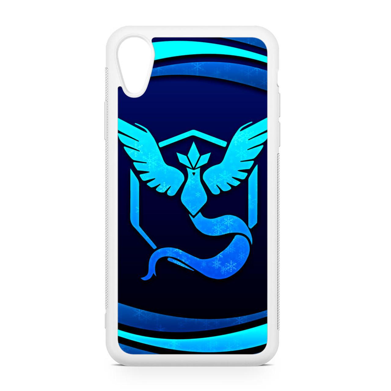 PokemonGO Team Mystic iphone case