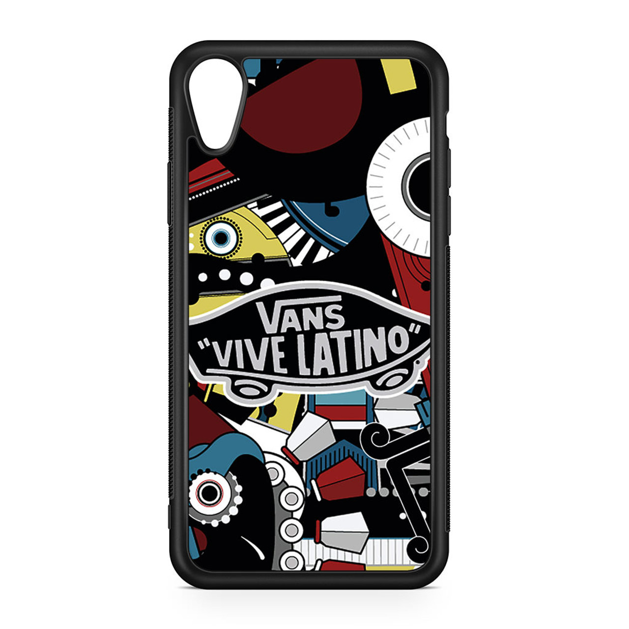 size 40 7055e 143fe Vans Vive Latino iPhone XR Case