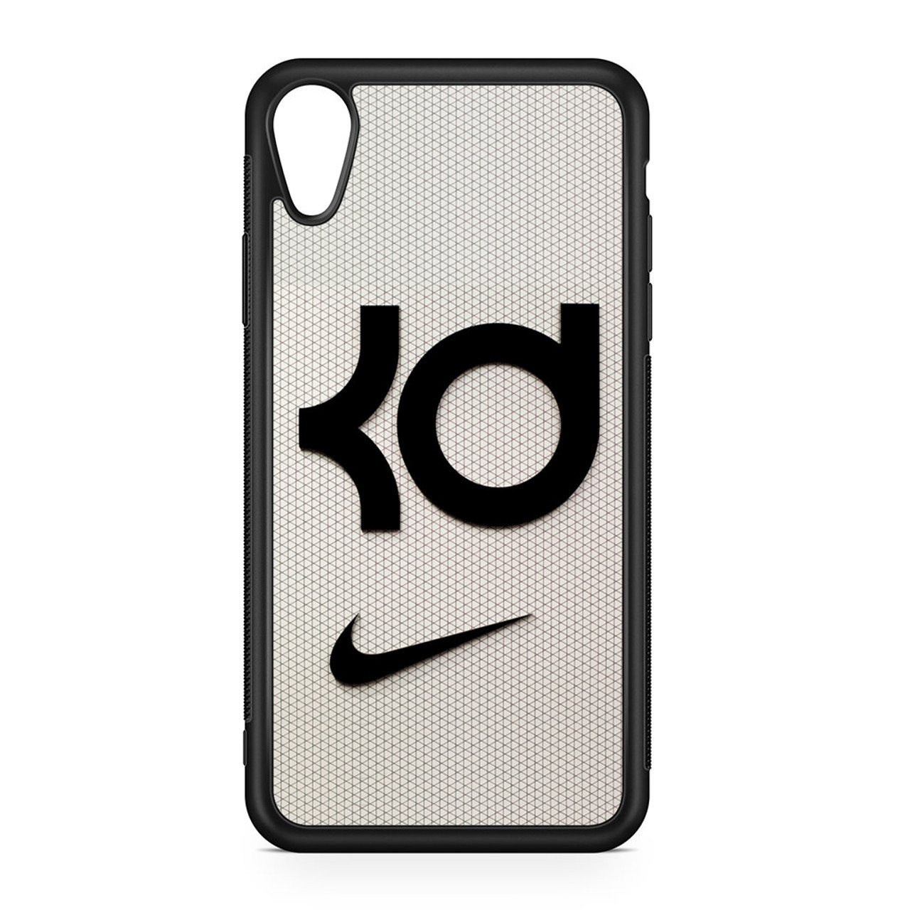 buy popular 2d018 5e9aa Kevin Durant Logo iPhone XR Case - CASESHUNTER