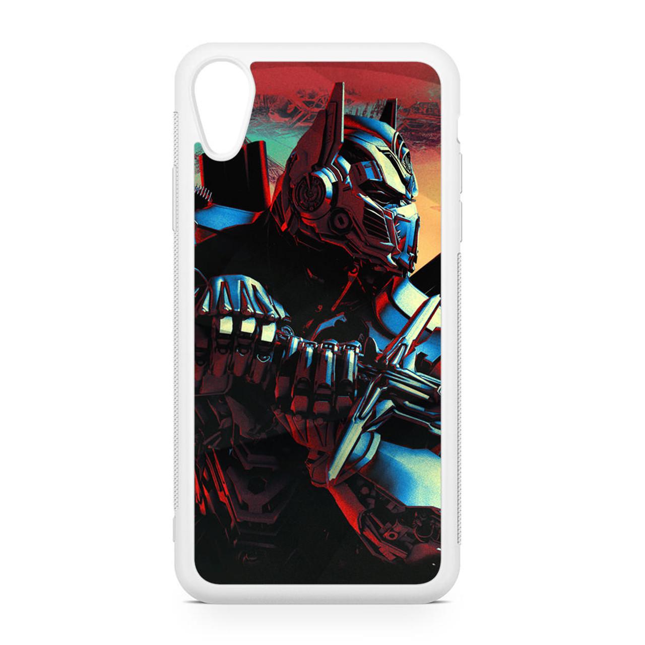 OPTIMUS PRIME TRANSFORMERS 4 iphone case