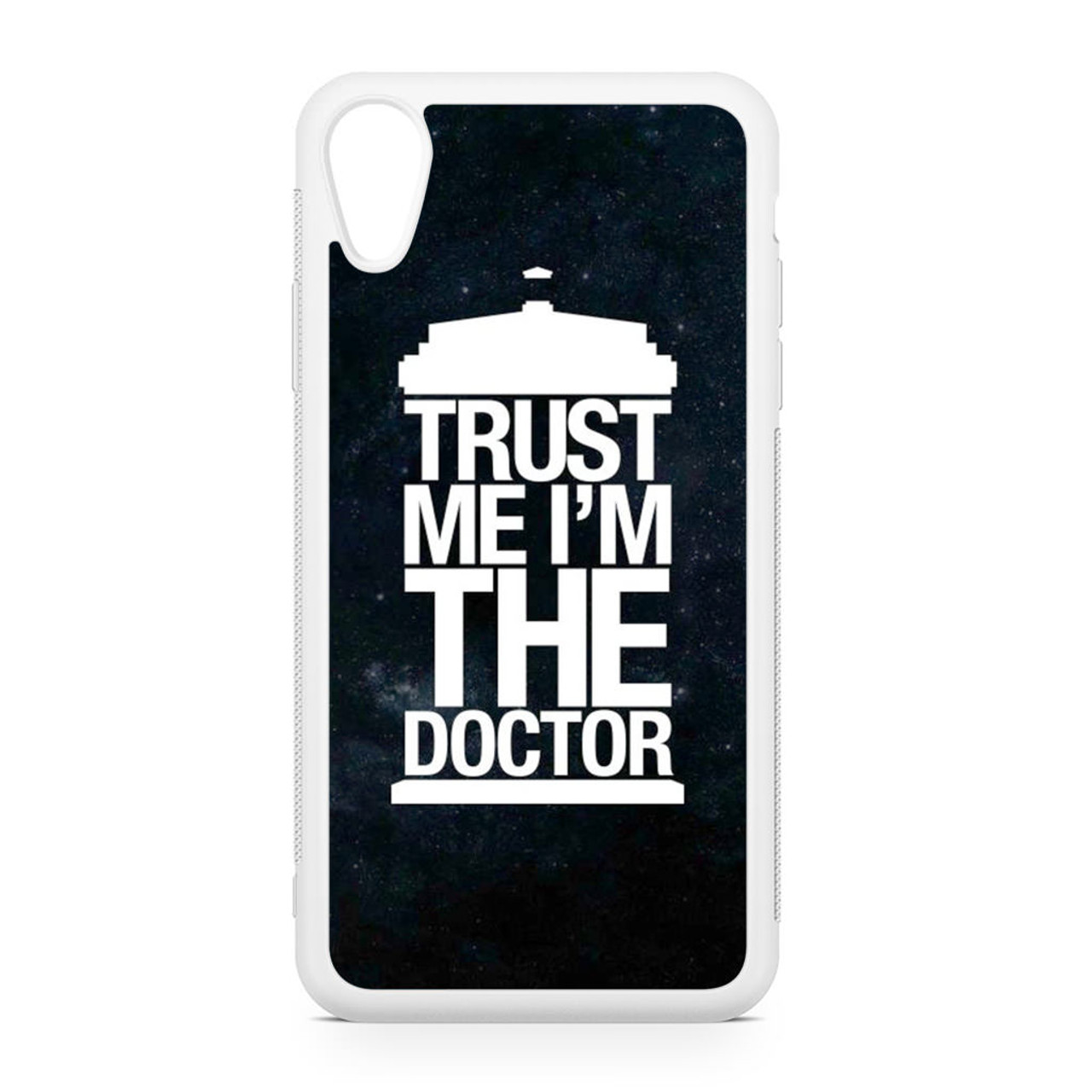 DOCTOR WHO TRUST ME I M THE DOCTOR iphone case