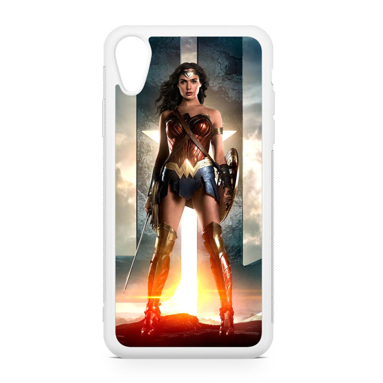 Wonder Woman Justice League 2 iphone case