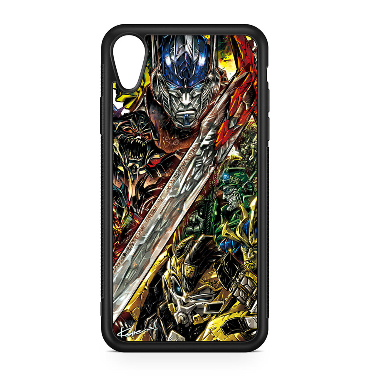 iphone xr drawing case