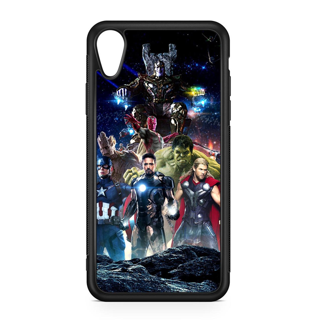 iphone xr superhero case