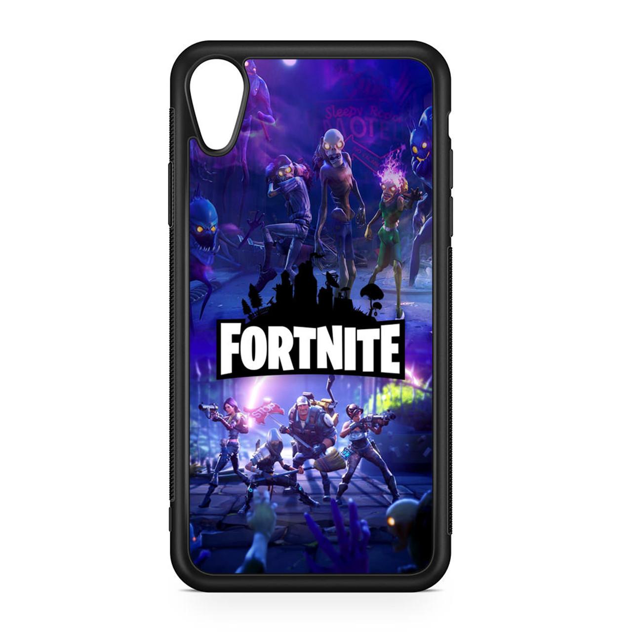 reputable site 3e0f4 77ce3 Fortnite iPhone XR Case