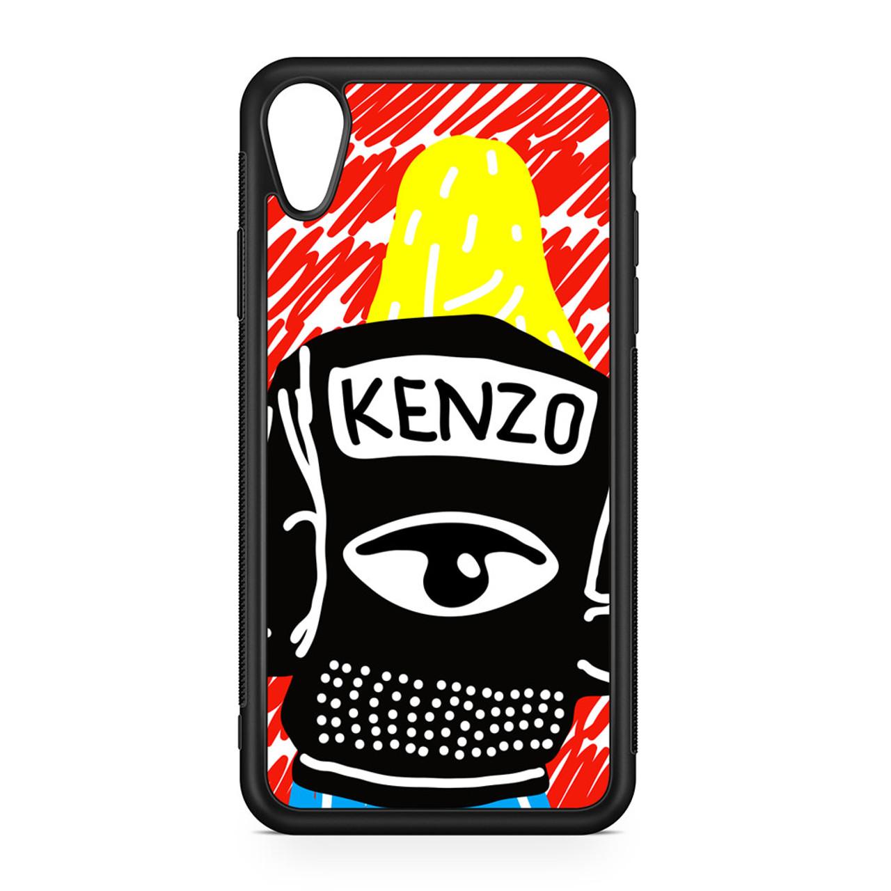 kenzo case iphone xr