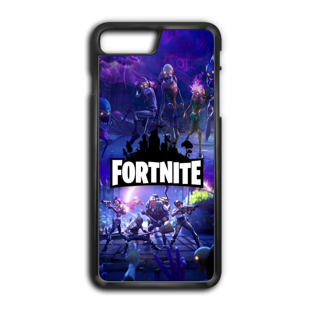 is fortnite on iphone 7 plus