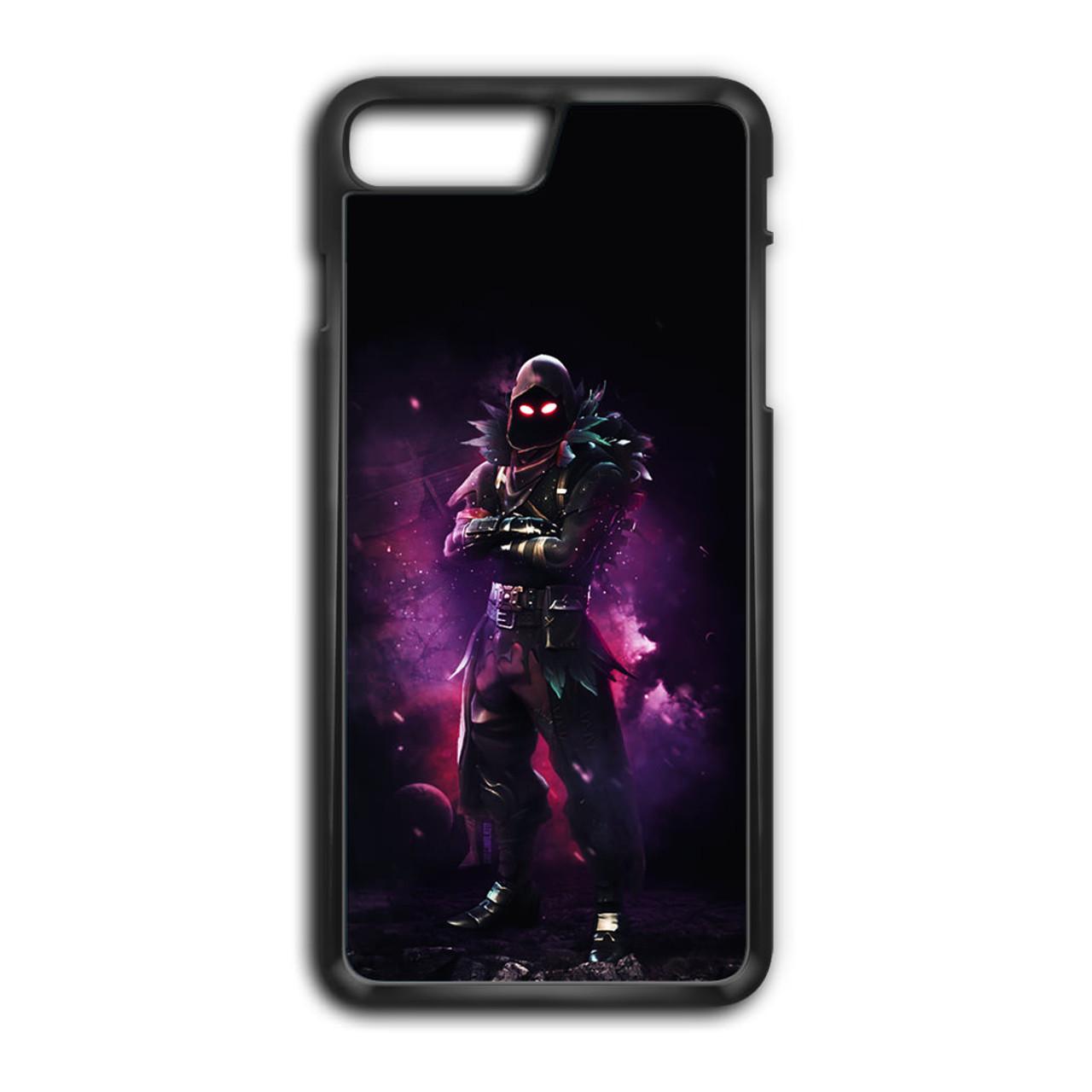 innovative design a27db 5ab4c Fortnite Raven 2 iPhone 7 Plus Case