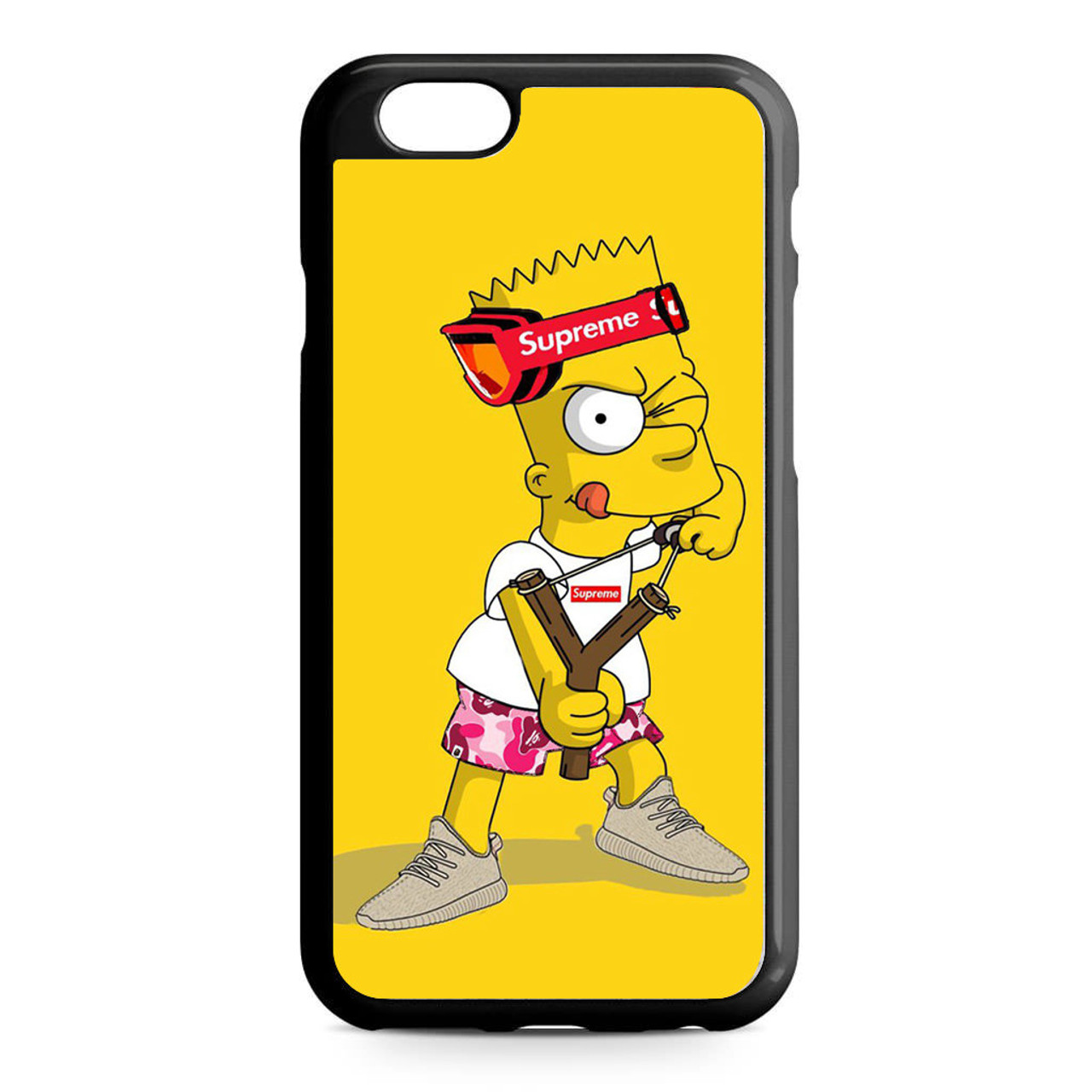 Explore Bart Simpson Supreme Iphone 6 6s Case Caseshunter