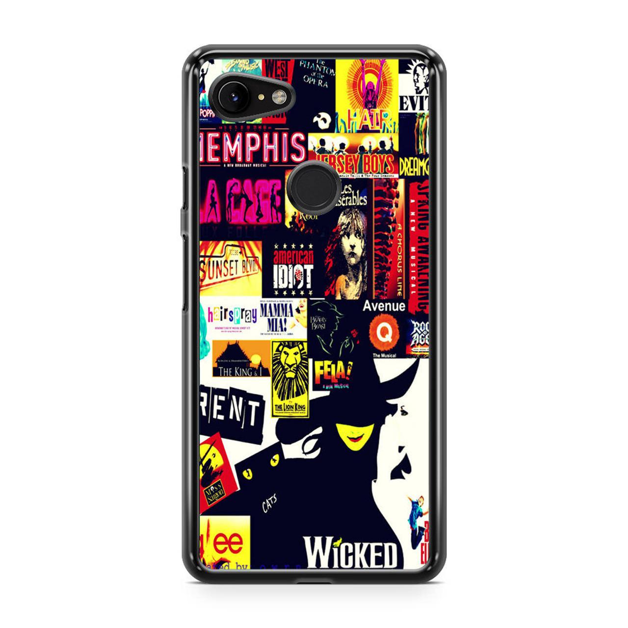 Broadway 3 iphone case