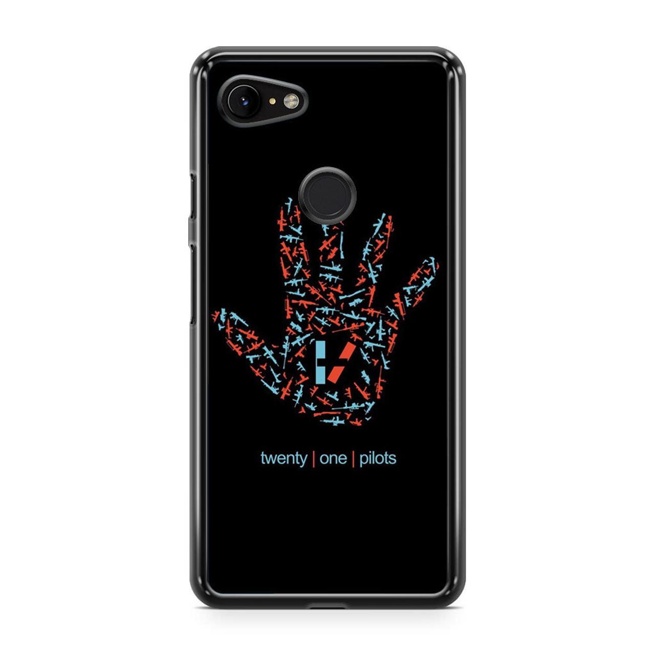 new product 85721 df06b Twenty One Pilots Original Google Pixel 3 XL Case - CASESHUNTER