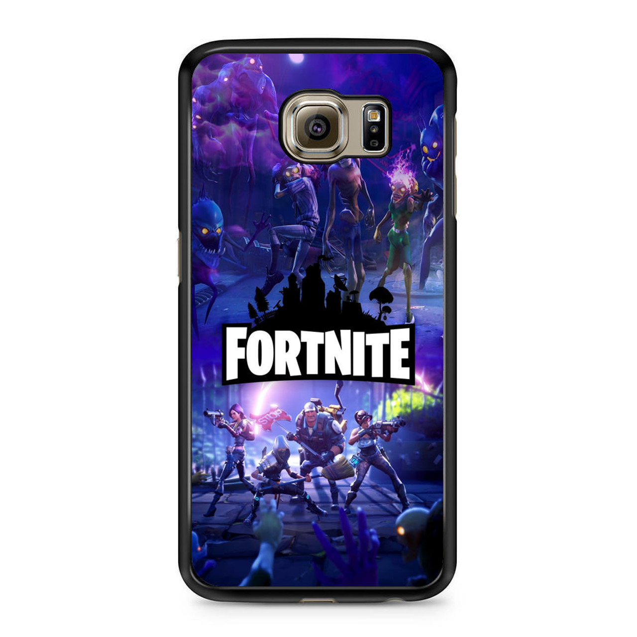 new product cd157 43b4f Fortnite Samsung Galaxy S6 Case