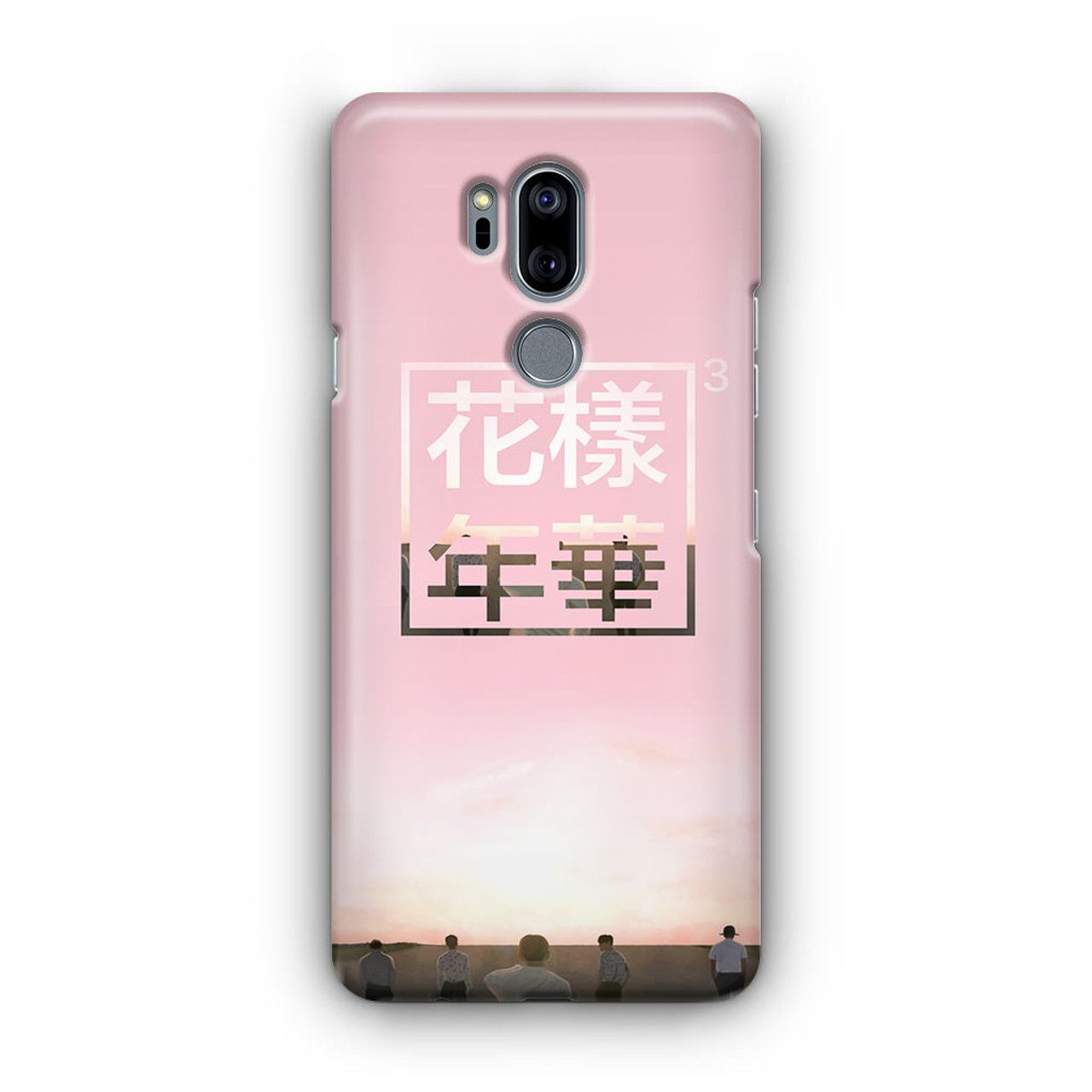hot sale online 6b11c a79cd BTS Young Forever LG G7 Case