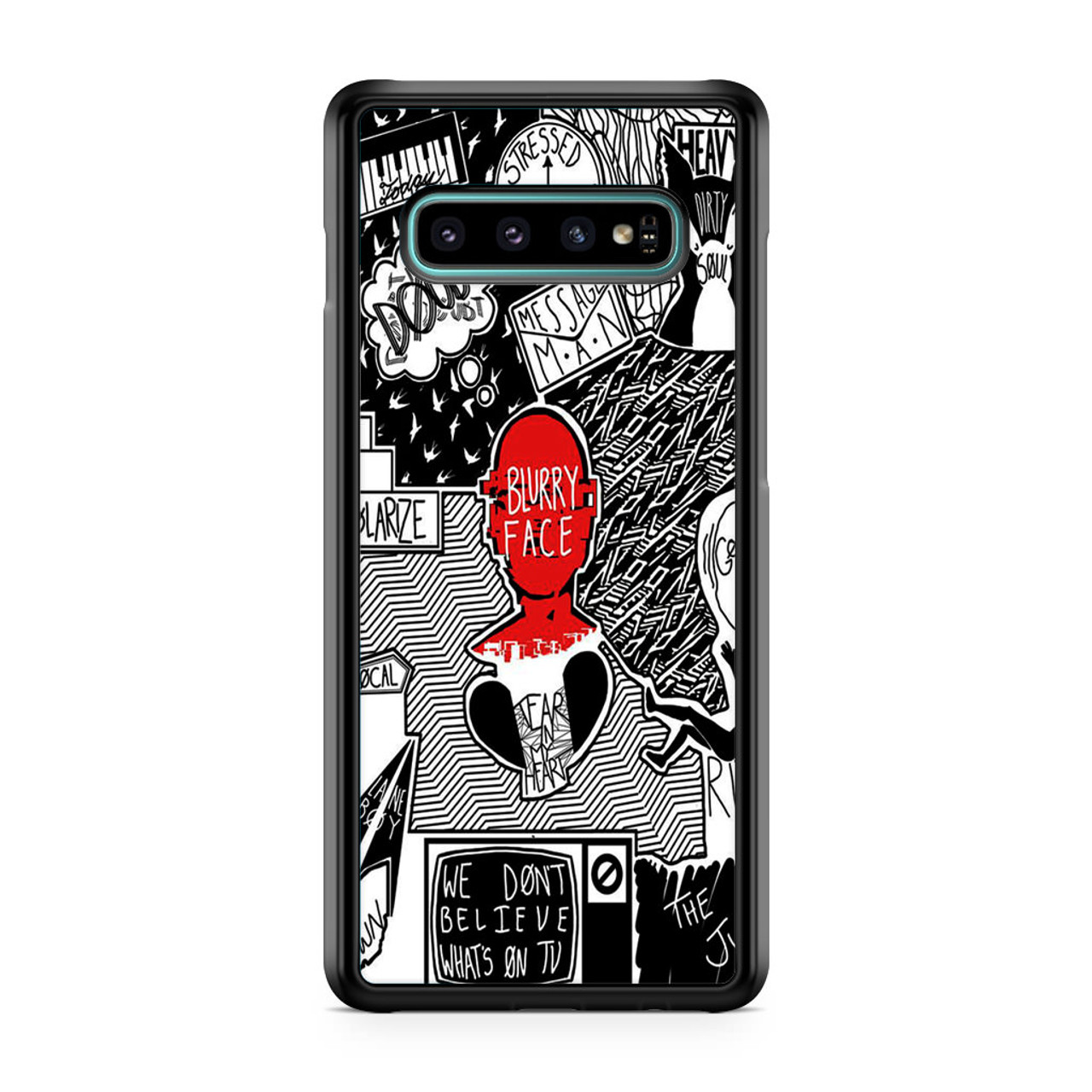 Polarize twenty ne pilts iphone case