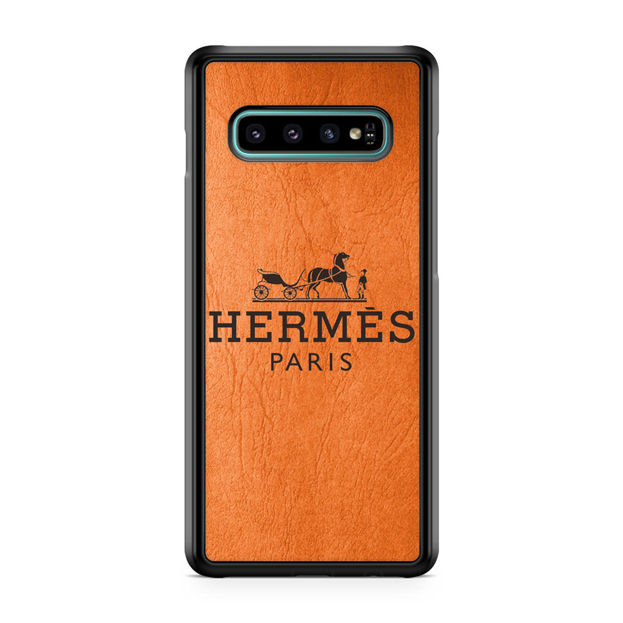 stable quality amazon official images Hermes Paris Samsung Galaxy S10 Plus Case