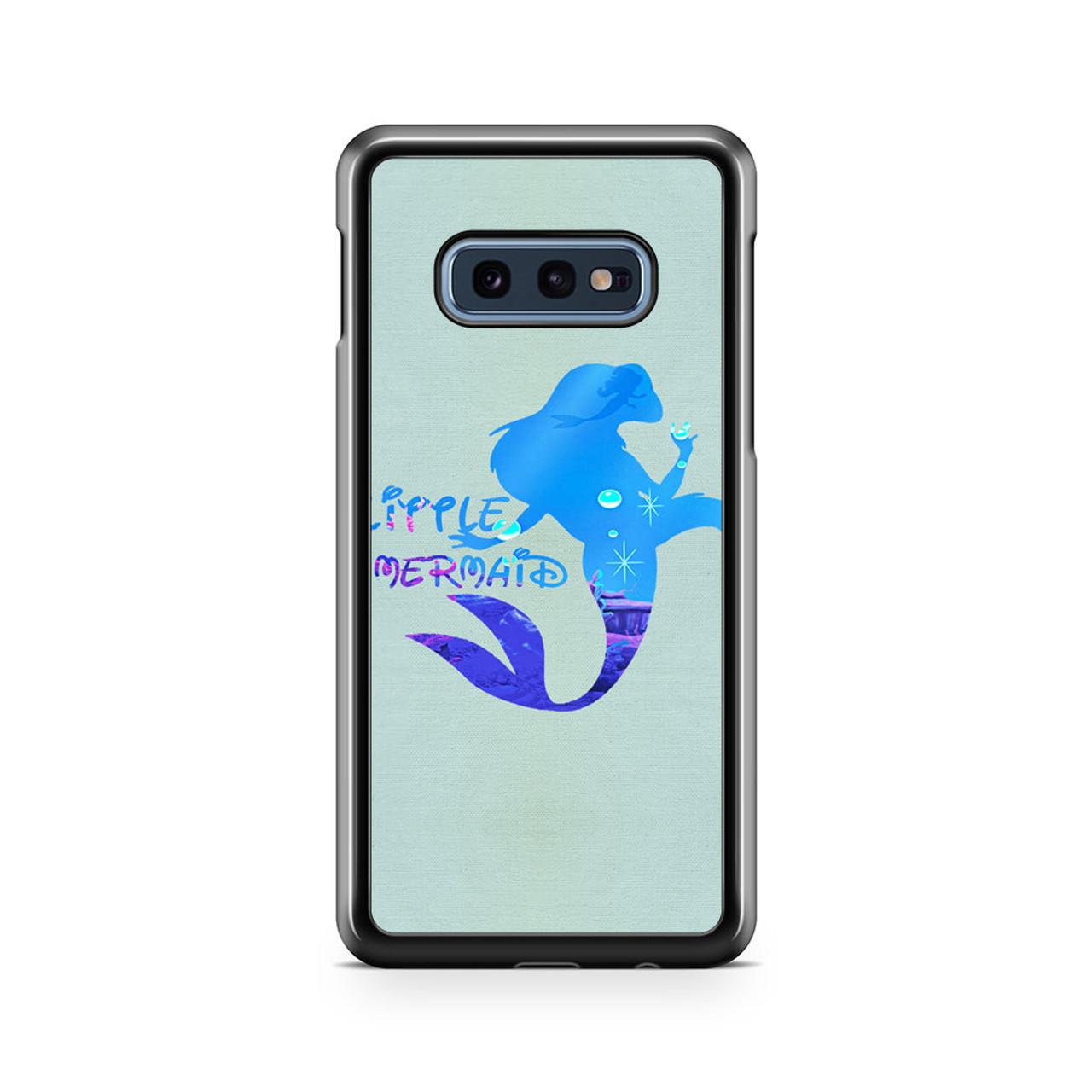 Ariel Quote Little Mermaid Disney Samsung Galaxy S10e Case
