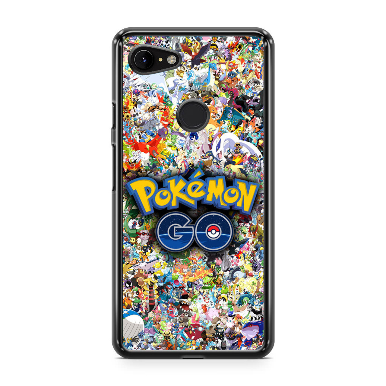 Pokemon Go All Pokemon Google Pixel 3 Case