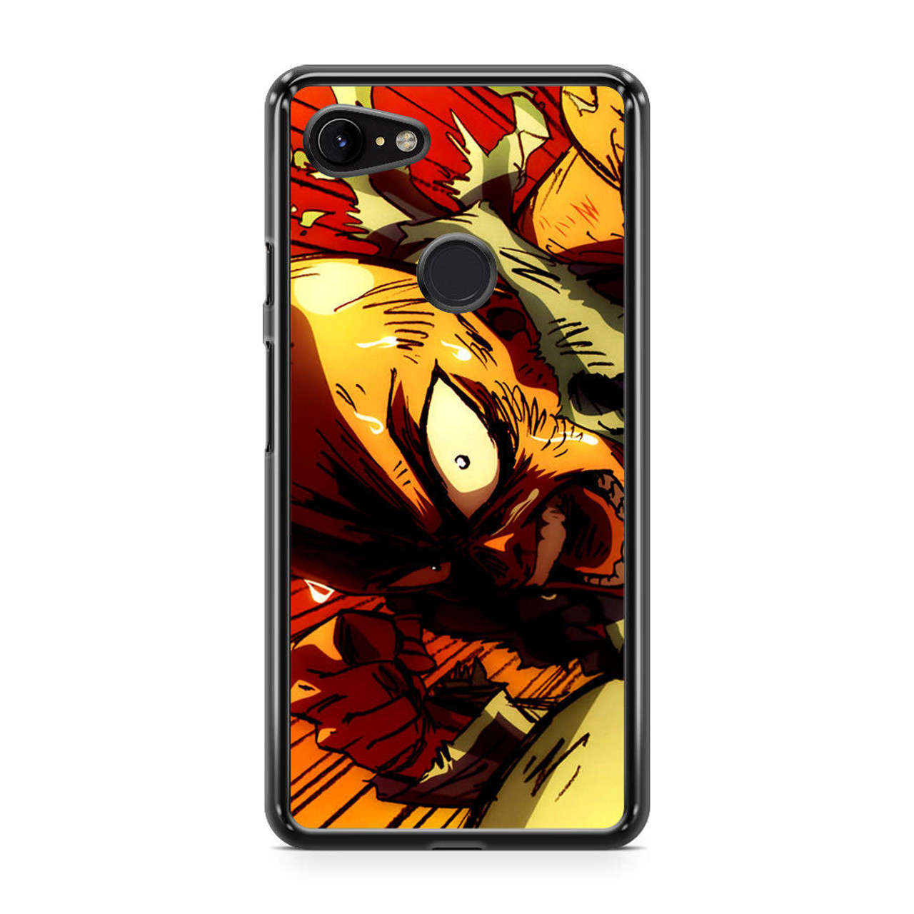 One Punch Man 3 iphone case