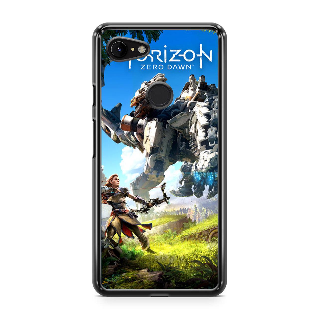 Horizon Zero Dawn Wallpaper Google Pixel 3 Case
