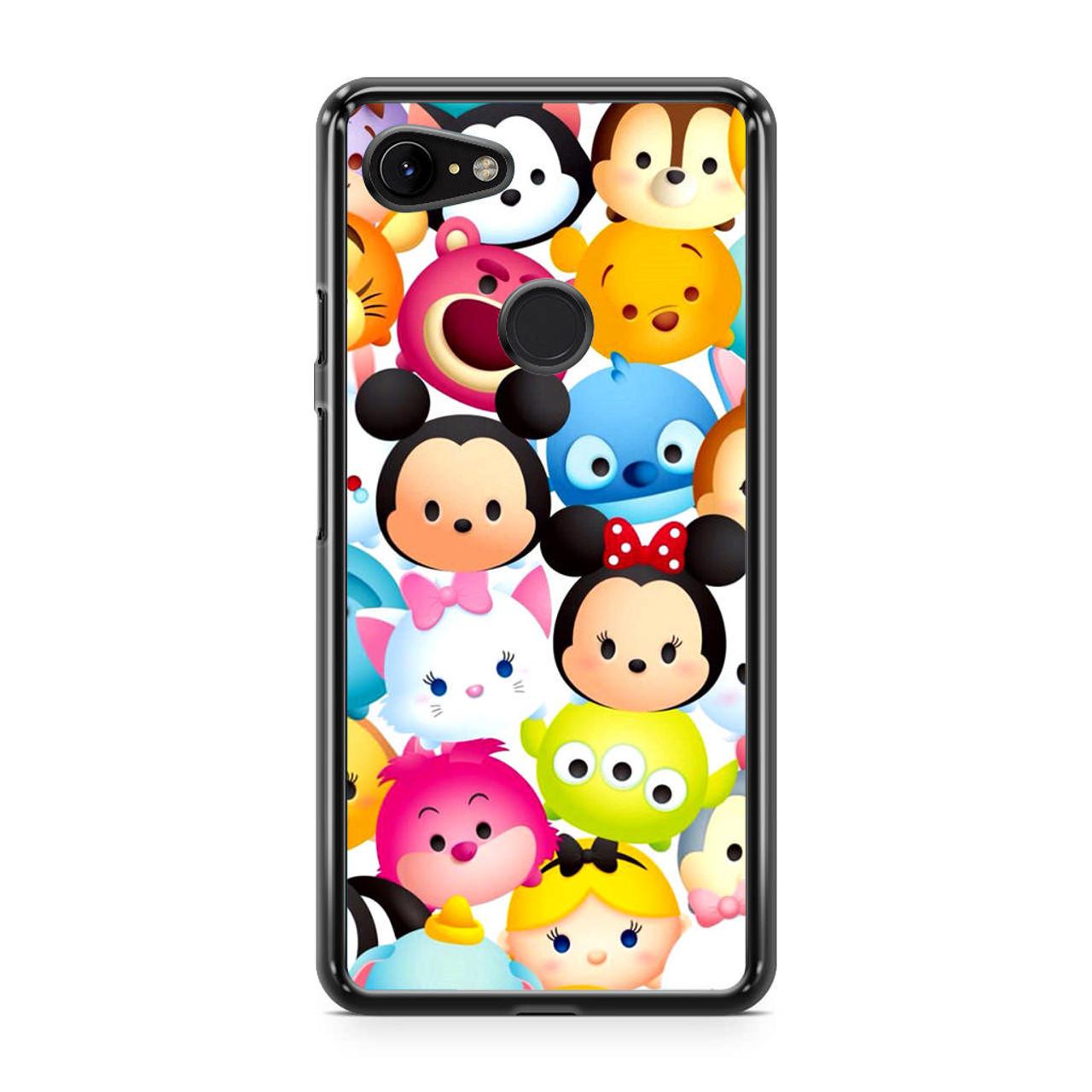 huge discount c14d7 9ca5f Disney Tsum Tsum Google Pixel 3 Case